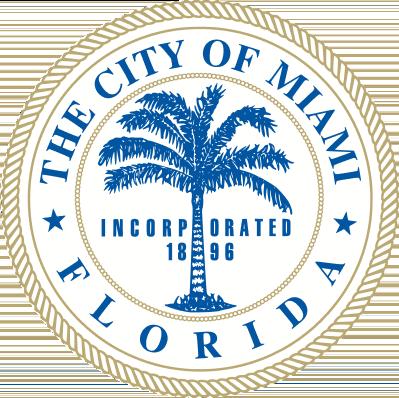 The City of Miami, Florida logo