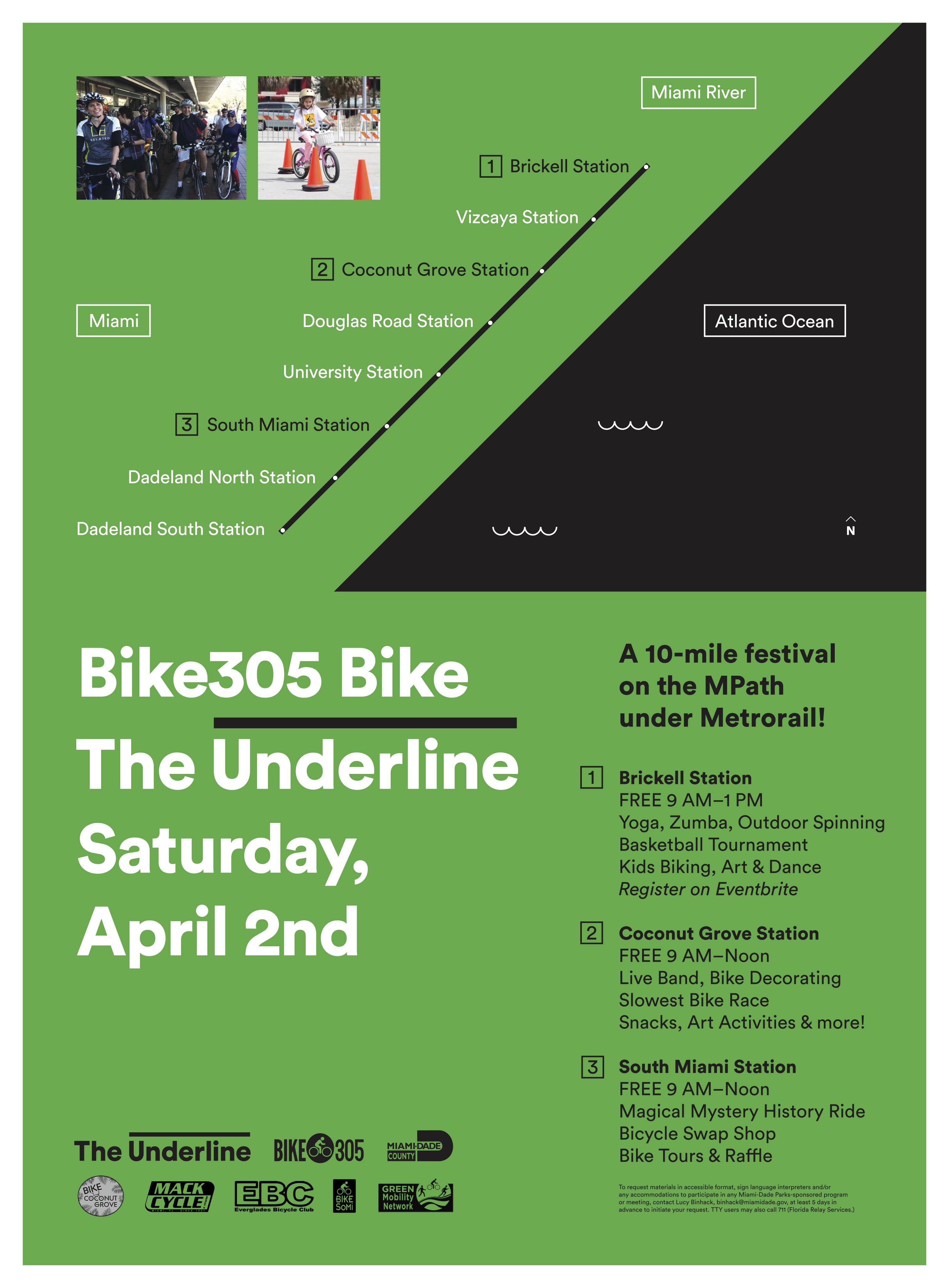 Bike The Underline April 2 event small