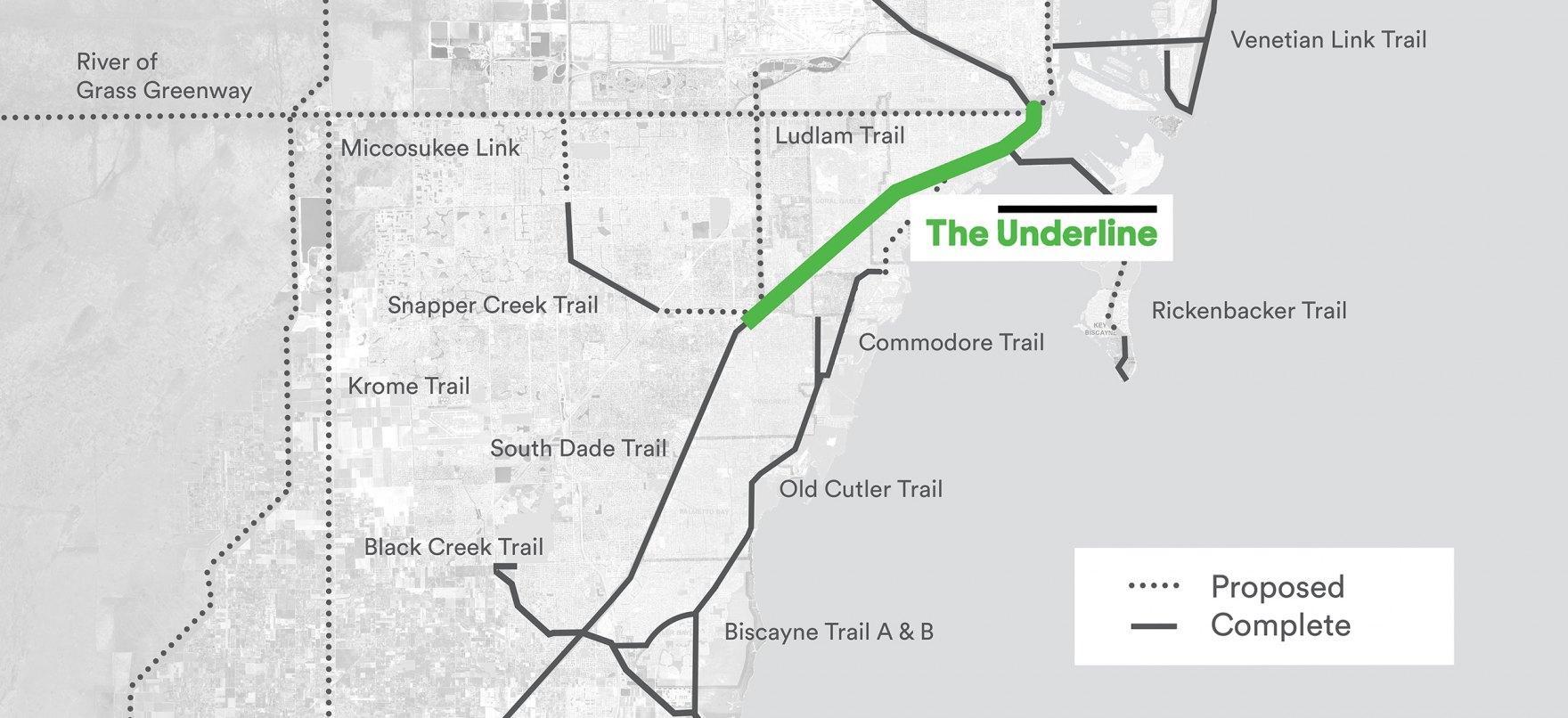 future miami metrorail map